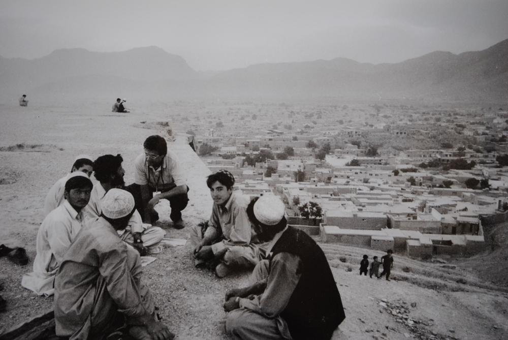 Mario Dondero – In Afghanistan