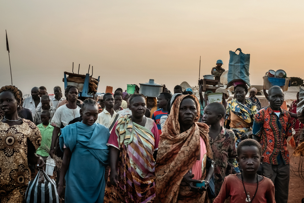 Peter Bauza – Enduring Times South Sudan