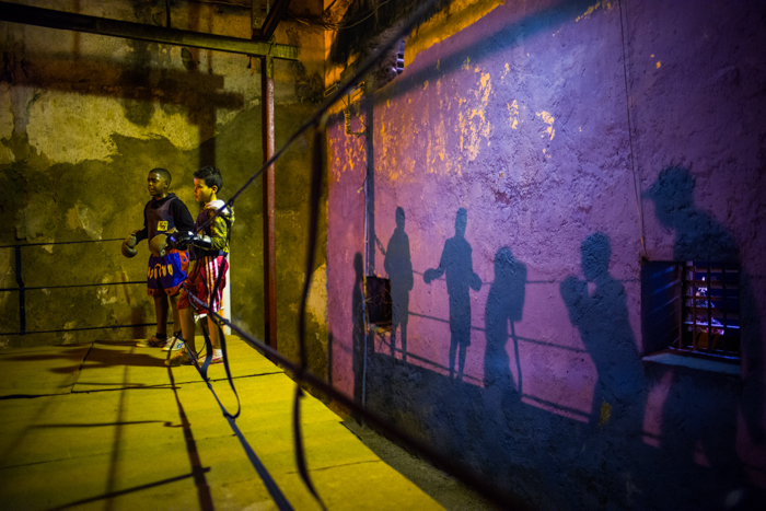 Workshop Reportage Street Photography: Fulvio Bugani