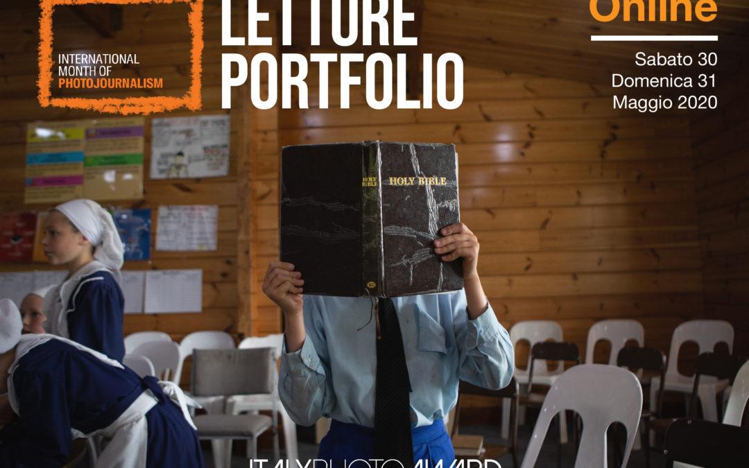 Letture Portfolio 2020